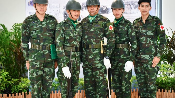 Whether studying for military students or criteria and being able to be a soldier