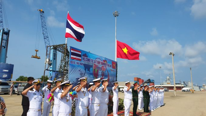 Thai Naval Patrolnew