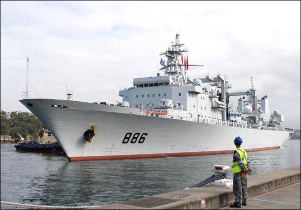 Thai Naval Patrol